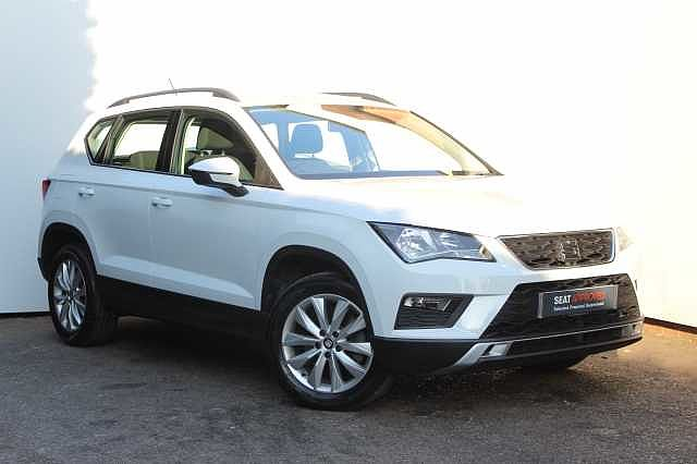 SEAT Ateca SUV 1.4 EcoTSI (150ps) SE 5-Door