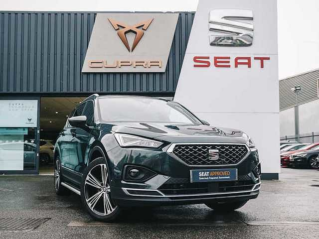 SEAT Tarraco 2.0TDI (150ps) Xcellence First Ed s/s SUV
